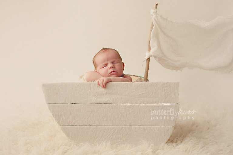 Where the Wild Things are Inspired newborn baby boy photo Tami Brundage Butterfly Kiss Photography