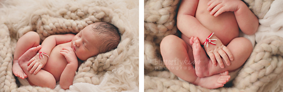 beautiful soft organic newborn pictures