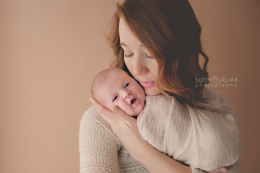 Tacoma earthy newborn girl 4
