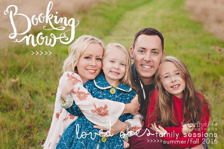 Seattle Tacoma Olympia Family Photographer Fall Photos booking mini sessions