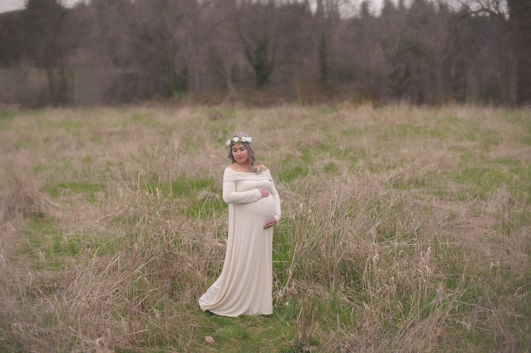 Tacoma Maternity Photographer