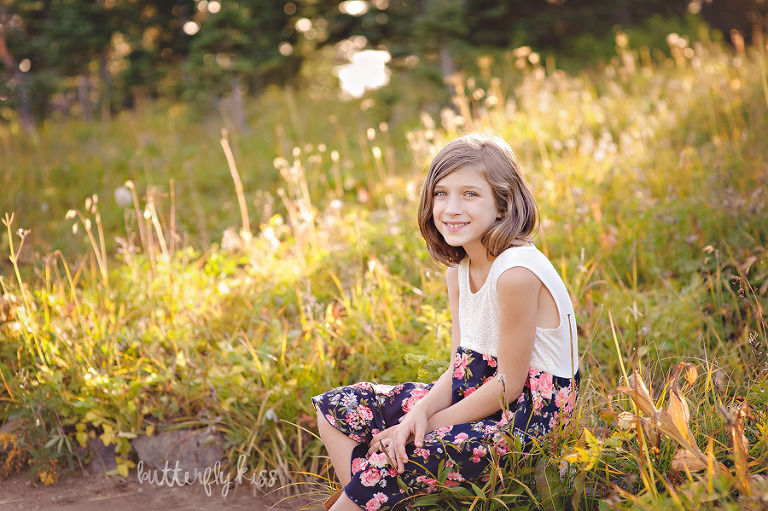 Tacoma Family Photographer Mt Rainier