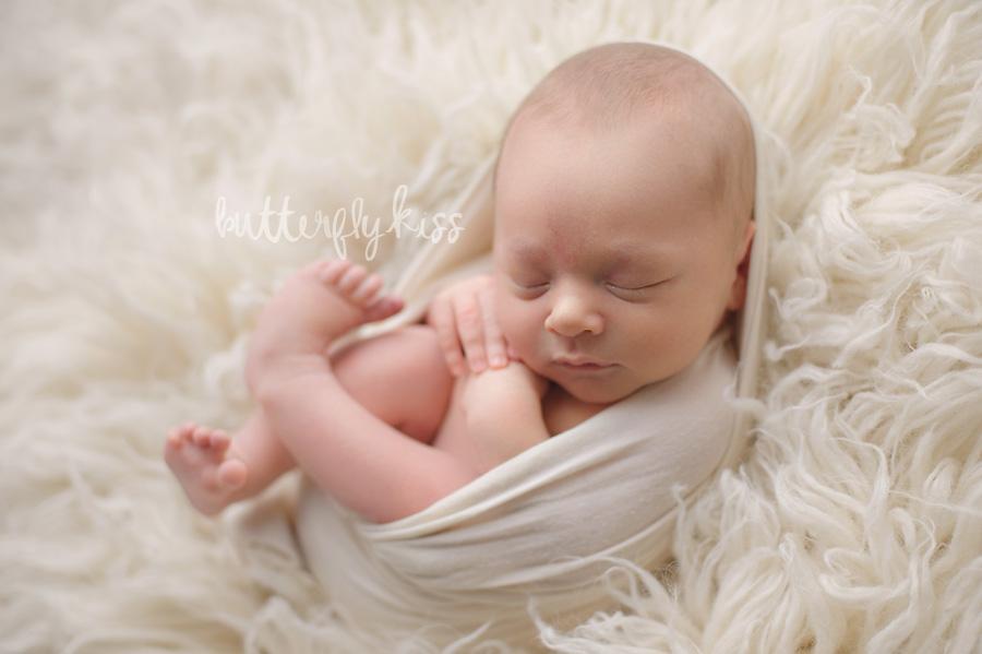 Bonney Lake Newborn Photographer natural baby