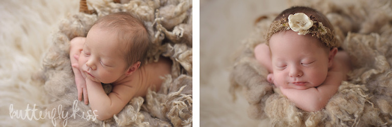 Puyallup Twin Photographer Newborn Twins Boy Girl