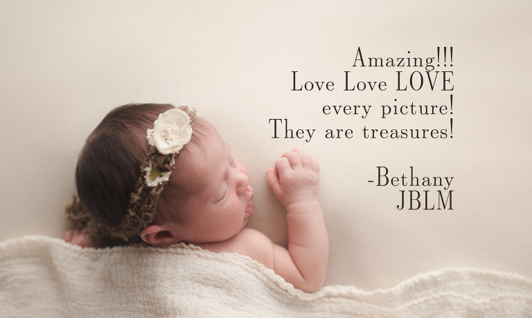 tacoma newborn photographer review