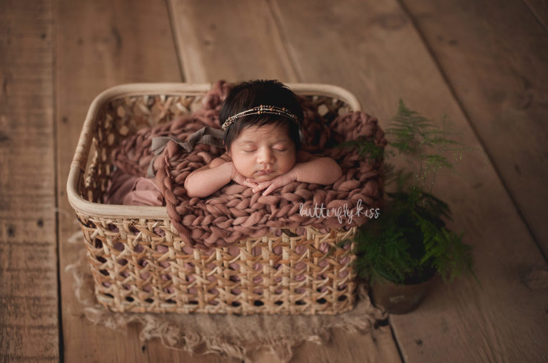 bonney lake newborn photos