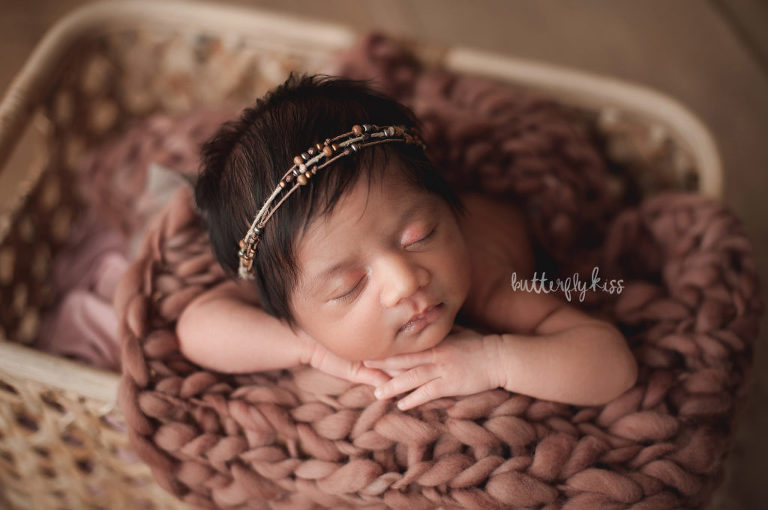 bonney lake newborn photos