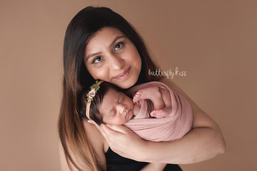 Bonney Lake Newborn Photos Baby Candice